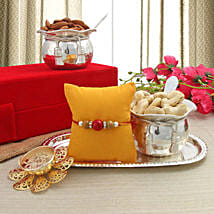 Healthy Rakhi Gift: Send Rakhi to Anand