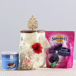 Healthy Snacks Hamper: Send Gift Hampers