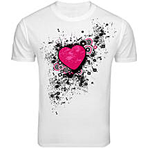 Heart Throbbing T shirt: