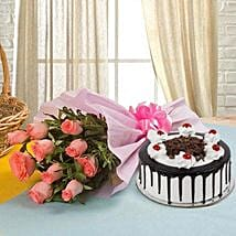 Heartwarming Treat: Send Birthday Cakes to Allahabad