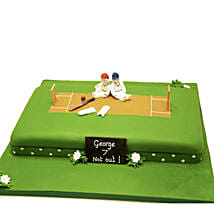 Heavenly Delights Cricket Cake: Birthday Cake Delivery In Bangalore