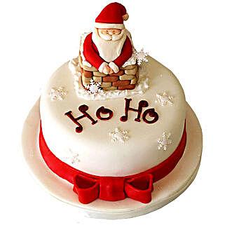 HoHo Christmas Cake: Christmas Gifts Lucknow