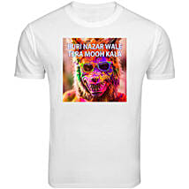 Holi Fever On Tee: T Shirts
