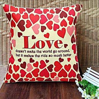 In Love Cushion: Buy Cushions