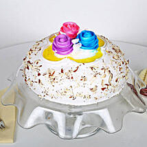 Italian Almond Cake: Send Birthday Cakes to Nagpur