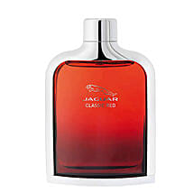 Jaguar Classic Red Spray for Men: Perfumes for Valentines Day