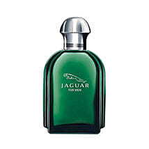 Jaguar Green For Men: Perfumes for Valentines Day