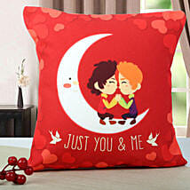 Just You And Me Cushion: Cushions
