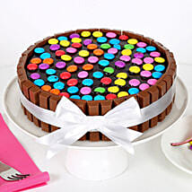 Kit Kat Cake: Send Birthday Cakes to Jalandhar