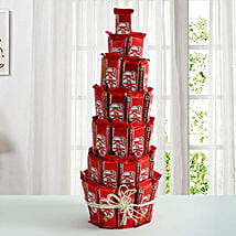 KitKat Love Express: Chocolate Bouquet for Holi