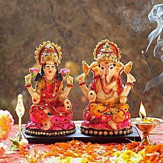 Lakshmi Ganesh Idol For Diwali: Laxmi Ganesha Idol Gifts