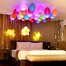 LED Balloons Decor: Experiential Gifts