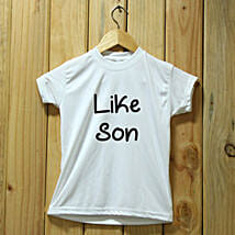 Like Son T Shirt: Send Gifts to Pali