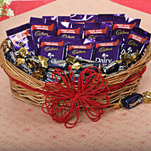 Loaded With Chocolates: Send Christmas Gifts to Family