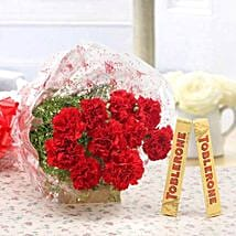 Love Blossom: Chocolates for Karwa Chauth