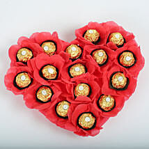 Love Ferrero Chocolates: Valentines Day Chocolates