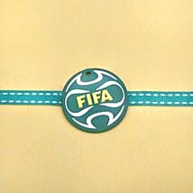 Love For FIFA: Send Rakhi to Anand