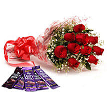 Love Mania: Send Flowers to Tikamgarh
