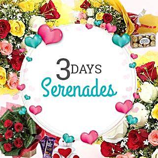 Love note: Serenades
