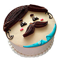 Lovely Designer Cake: Cakes for Father's Day
