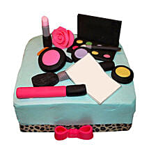 MAC Makeup Cake: Birthday Cake Delivery In Bangalore