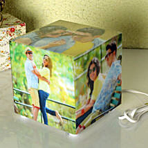 Magnificent Personalized Lamp: Send Personalised Gifts to Varanasi