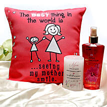 Making Mom Smile: Send Perfumes to Ghaziabad