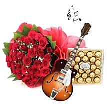 Marvelous and Melodious: Flowers & Chocolates for Wedding