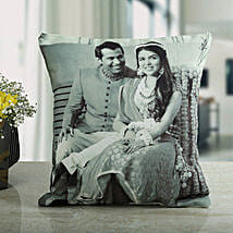 Memories Forever Personalized Cushion: Personalised Gifts Tiruvottiyur