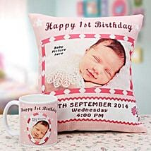 Memories The Personalized Combo: Send Personalised Mugs for Kids