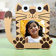 Meow Personalized Photo Frame: Sister
