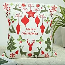 Merry Christmas Cushion: Christmas Gifts for Her
