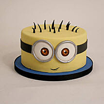 Minion Cartoon Cake: