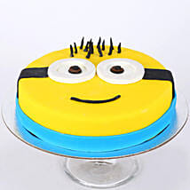 Minion for you Cake: Send Designer Cakes to Jaipur