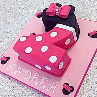 Minnie Love Cake: Daughter