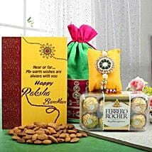 Moment Special: Send Rakhi to Anand
