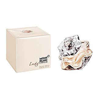 Mont Blanc Lady Emblem For Women EDP Spray: Buy Perfume