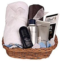 Most Wanted Mens Hamper: Send Gifts to Mansa