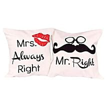 Mr and Mrs Cushions: Gifts to Panihati