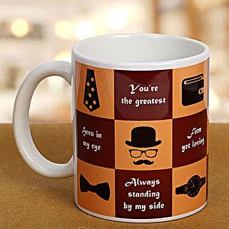 Mug For Dad: Mugs for Fathers Day