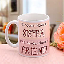 Mug For Her: Rakhi to Firozabad
