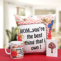 Munificent Mommy: Send Gifts to Dhanbad