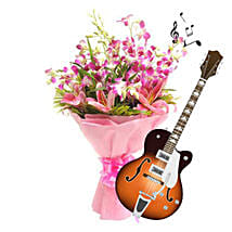 Music to Charm and Flowers to Love: Flowers for Parents