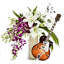 Music with the Flowers: Send Flowers for Parents