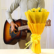 Musical Sunshine Combo: Gifts N Guitarist Service