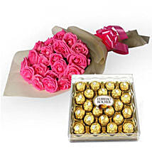 My Fondest Affection: Flowers N Chocolates - anniversary