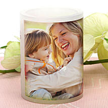 My Mom Personalized Candle: Send Mothers Day Gifts to Mohali