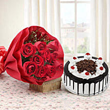 My Sweet Bouquet: Flowers & Cakes Ludhiana