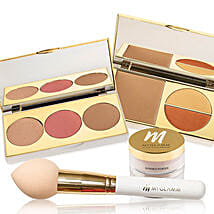 MyGlamm Full Face Makeup Kit: Valentine Cosmetics & Spa Hampers