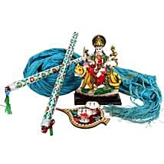 Navratri Wishes: Send Handicraft Gifts to Pune